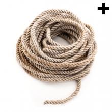 Imagen en la que se ve el plural del concepto cuerda