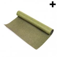 Imagen en la que se ve el plural del concepto lija de papel