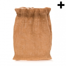 Imagen en la que se ve el plural del concepto saco