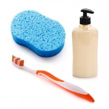 Imagen en la que aparece el concepto genérico de higiene personal