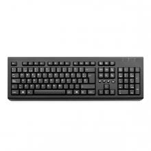 Imagen en la que se ve un teclado de ordenador