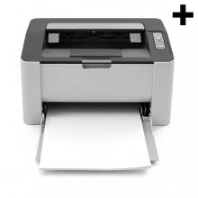 Imagen en la que se ve el plural del concepto impresora
