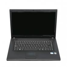Imagen en la que se ve un ordenador portátil