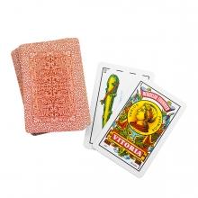Imagen en la que se ve una baraja de cartas
