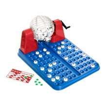 Imagen en la que se ve un juego del bingo