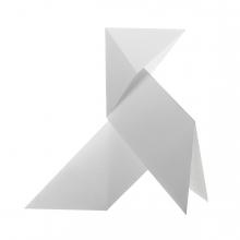 Imagen en la que se ve una pajarita de papel