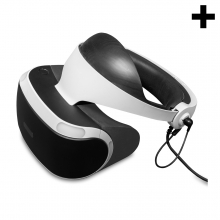 Imagen en la que se ve el plural del concepto casco de realidad virtual