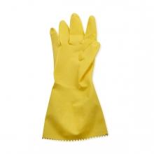 Imagen en la que se ve un guante de limpieza