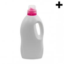 Imagen en la que se ve el plural del concepto detergente