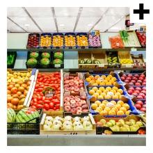 Imagen en la que se ve el plural del concepto frutería