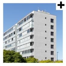 Imagen en la que se ve el plural del concepto edificio