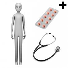 Imagen en la que se ve el plural del concepto médico