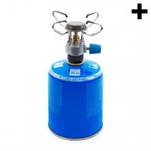 Imagen en la que se ve el plural del concepto hornillo de gas