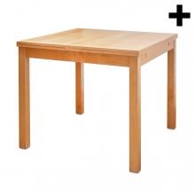 Imagen en la que se ve una mesa de madera