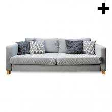 Imagen en la que se ve el plural del concepto sofá