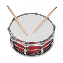 Imagen en la que se ve un tambor