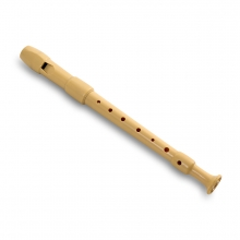 Imagen en la que se ve una flauta