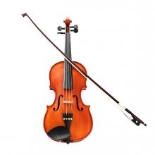 Imagen en la que se ve un violín