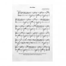 Imagen en la que se ve una partitura