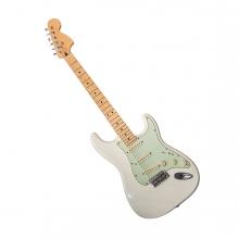 Imagen en la que se ve una guitarra eléctrica