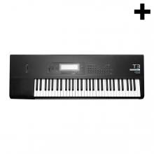 Imagen en la que se ve el plural del concepto teclado electrónico