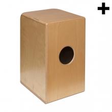 Imagen en la que se ve el plural del concepto cajón flamenco