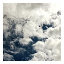 Imagen en la que se ve un cielo nublado