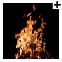 Imagen en la que se ve el plural del concepto fuego