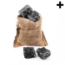 Imagen en la que se ve el plural del concepto carbón