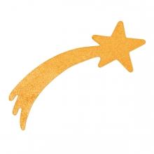 Imagen en la que se ve la Estrella de los Reyes Magos