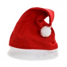 Imagen en la que se ve un gorro de Papá Noel