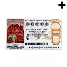Imagen en la que se ve el plural del concepto billete de lotería