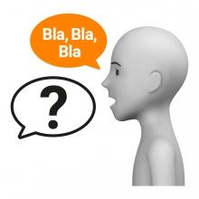 Imagen del verbo responder