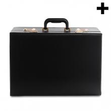 Imagen en la que se ve el plural del concepto maletín