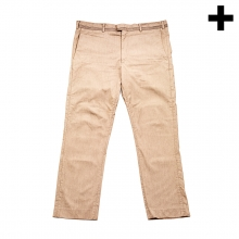 Imagen en la que se ve el plural del concepto pantalón largo