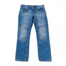 Imagen en la que se ve un pantalón vaquero