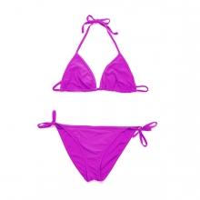 Imagen en la que se ve las dos piezas de un bikini