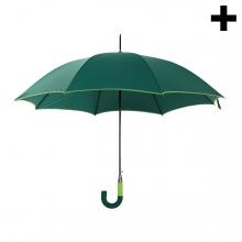 Imagen en la que se ve el plural del concepto paraguas
