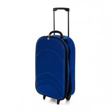 Imagen en la que se ve una maleta de viaje