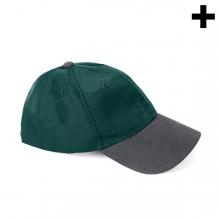 Imagen en la que se ve el plural del concepto gorra
