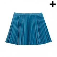 Imagen en la que se ve el plural del concepto minifalda