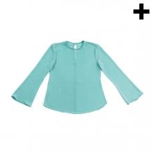 Imagen en la que se ve el plural del concepto blusa