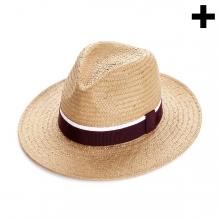 Imagen en la que se ve el plural del concepto sombrero de paja
