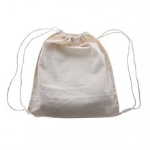 Imagen en la que se ve una mochila de tela
