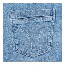 Imagen en la que se ve el bolsillo de un pantalón
