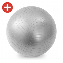 Imagen en la que se ve una pelota terapéutica
