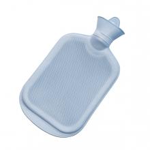 Imagen en la que se ve una bolsa de agua caliente