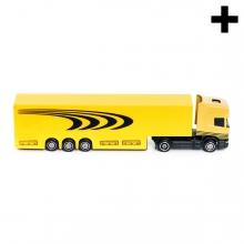 Imagen en la que se ve el plural del concepto camión