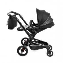 Imagen en la que se ve un carrito de bebé