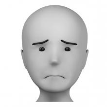 Persona triste